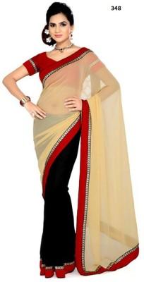 Bindani Studio Embellished Daily Wear Chiffon Sari