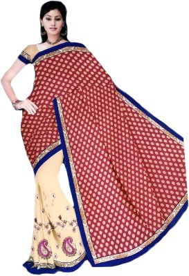 Jannat Embellished, Embriodered Bollywood Georgette Sari