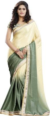 SJTrendz Embriodered Bollywood Chiffon Sari