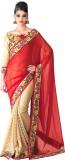 Bhelpuri Embroidered Fashion Georgette S...