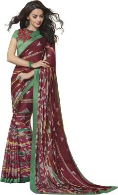 Belletouch Printed Fashion Georgette Sari