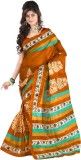 Right Shape Printed Bollywood Polycotton...