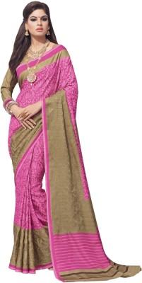 Aesha Embriodered Fashion Tussar Silk Sari