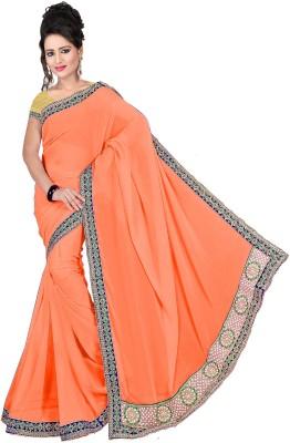 Shree Tex Embriodered Bollywood Georgette Sari