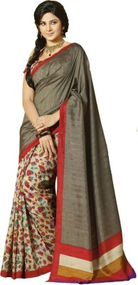 Vani Creations Printed Fashion Art Silk Sari