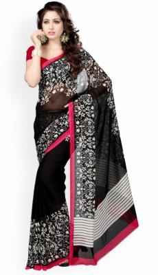 Home Design Printed Fashion Georgette Sari