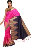 Urban Vastra Self Design Bollywood Crepe...