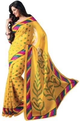 See More Self Design Bhagalpuri Art Silk Sari