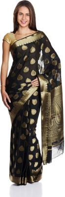 Aryahi Printed Fashion Crepe Sari