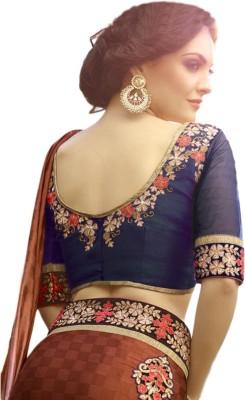 Belletouch Embriodered Fashion Silk Sari