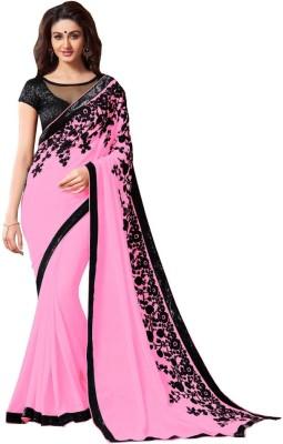 Saumya Designer Self Design Bollywood Pure Georgette Sari