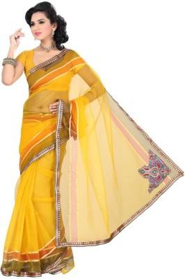 SAN Printed Bollywood Cotton Sari