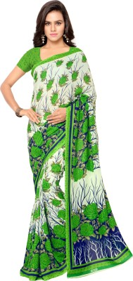 Aruna Sarees Printed Daily Wear Synthetic Sari