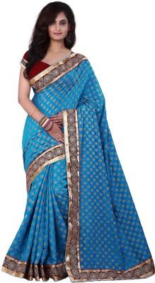 Indi Wardrobe Woven Banarasi Viscose Sari