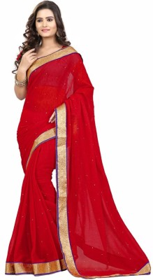 Sangini Fashion Embriodered Bollywood Georgette Sari