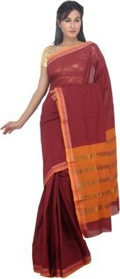 Gautami Saree Plain Paithani Cotton Sari