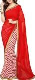 Festive Self Design Bollywood Georgette ...
