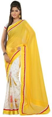 Ritika Embriodered Bollywood Chiffon Sari