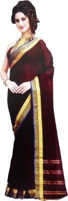 Shaarada Self Design Venkatagiri Handloom Cotton Sari