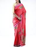 Unnati Silks Embellished Daily Wear Hand...