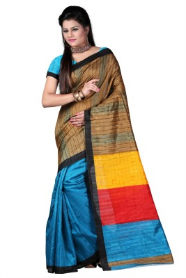 Madhudsarees Printed Daily Wear Cotton Sari