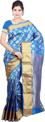 Sneha Silk Woven Daily Wear Art Silk Sari
