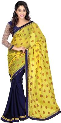 Vishakha Fashions Self Design Bollywood Jacquard Sari