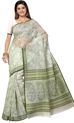 Mrsaree Printed Daily Wear Handloom Cotton Sari