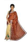 Abacus Embroidered Bollywood Handloom Ge...
