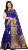 Krishnam Fashion Self Design Bollywood P...