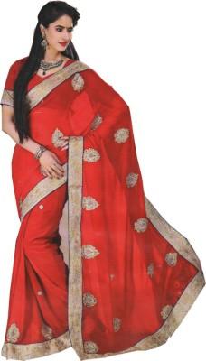 Kaveesha Embriodered Bollywood Chiffon Sari
