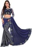 Rudra Fashion Embroidered Bollywood Lycr...