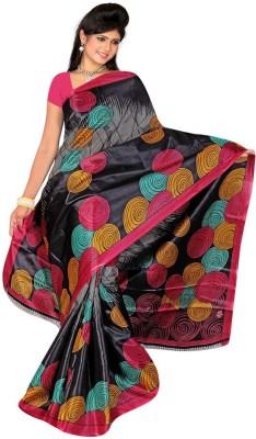 S.B Textiles Self Design Bollywood Art Silk Sari