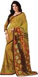 Tulaasi Plain Fashion Chiffon Sari