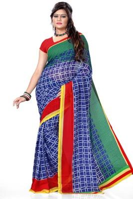 Aashita Printed Daily Wear Georgette Sari