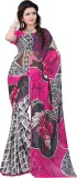 Fancy Sarees Floral Print Daily Wear Geo...