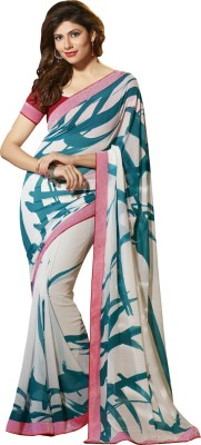 Marudhar Kesri Printed Daily Wear Cotton Sari