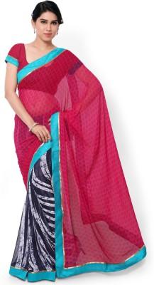 Anwesha Saree Printed Fashion Georgette Sari