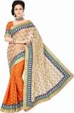 Sonal Saree Embroidered Bollywood Brocad...