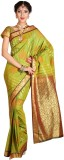 6 Yard Silks Woven Shalu Art Silk Sari