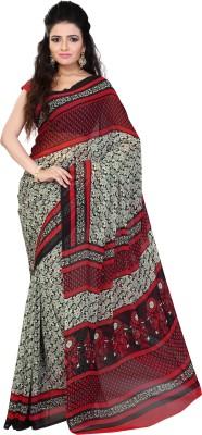 Toran Printed Fashion Georgette Sari