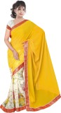 Aanaya Fashions Floral Print Bhagalpuri ...