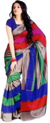 Best Collection Self Design Fashion Silk Sari