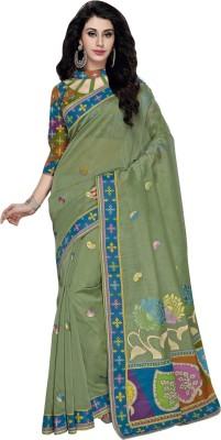 Triveni Self Design Fashion Cotton Sari