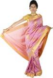 Ethino Self Design Fashion Art Silk Sari