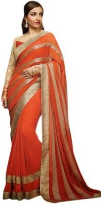 NARAYANA Printed Fashion Georgette Sari