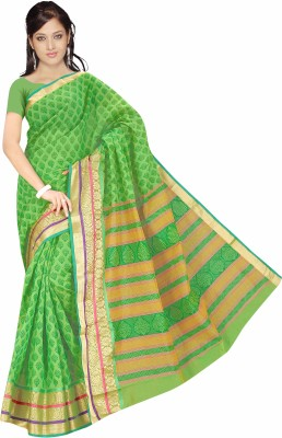 Pehenavaa Printed Fashion Cotton Sari