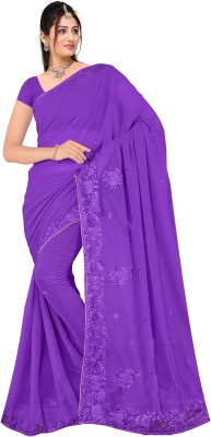 Sitaram Embriodered Fashion Handloom Art Silk Sari