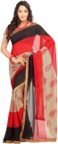 Lookslady Printed Fashion Chiffon Saree ...