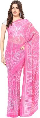 Tanisha Self Design Bollywood Pure Chiffon Sari